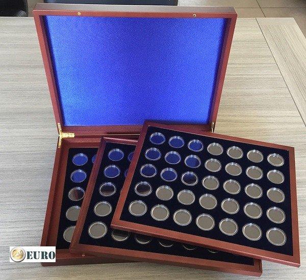 Leuchtturm 303369 Estuche Volterra Trio Deluxe + 105 cápsulas