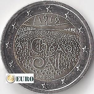 2 euros Irlanda 2019 - Dáil Éireann UNC