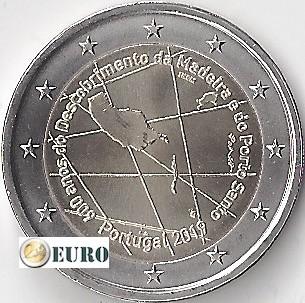 2 euros Portugal 2019 - Madeira UNC