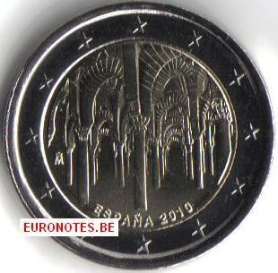 Spain 2010 - 2 euro Cordoba UNESCO UNC