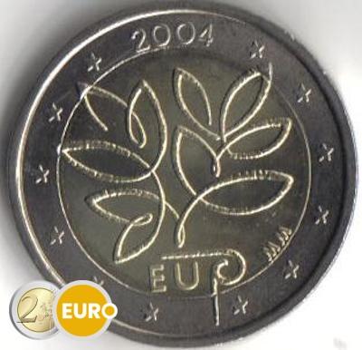 2 euros Finlandia 2004 - Ampliación UE UNC