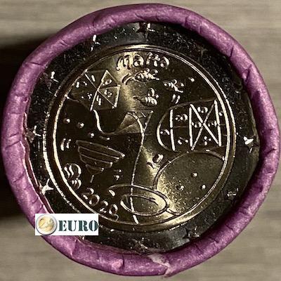 Rollo 2 euros Malta 2020 - Juegos