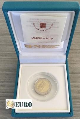 2 euros Vaticano 2019 - Capilla Sixtina BE Proof